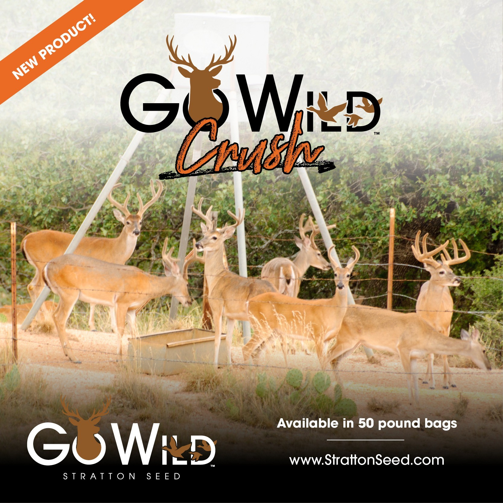 New Deer Attractants Released